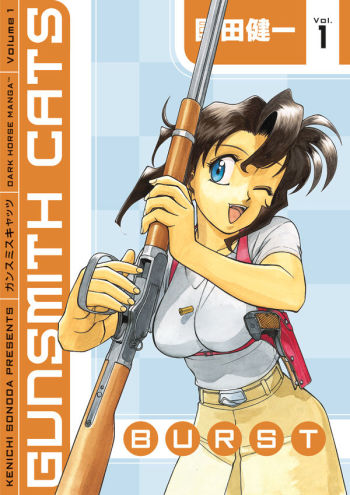 Gunsmith Cats: Burst