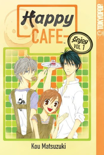 Happy Cafe main image