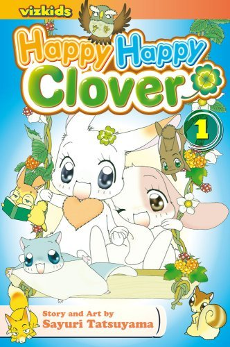 Happy Happy Clover main image