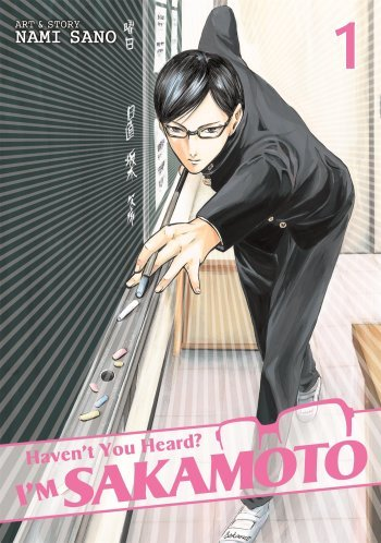 Haven't You Heard? I'm Sakamoto main image