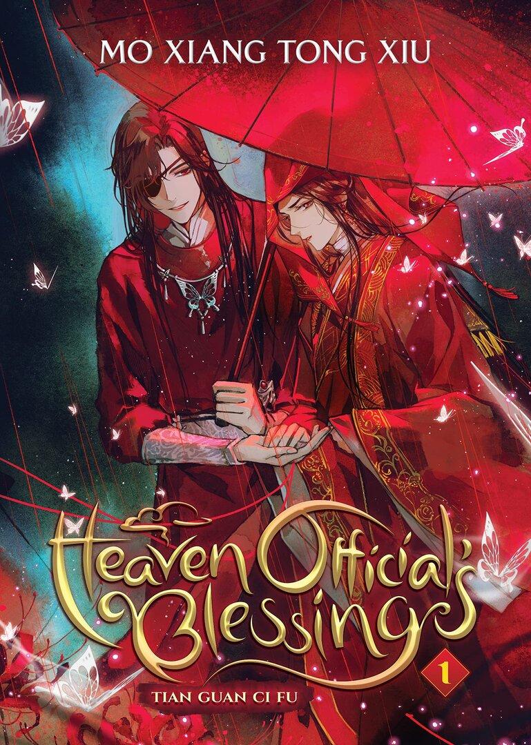 Heaven Official's Blessing (Novel) screenshot
