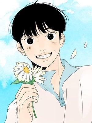 Heesu in Class 2 boys-love webtoon