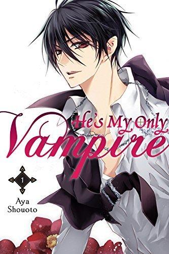 He's My Only Vampire (manga)