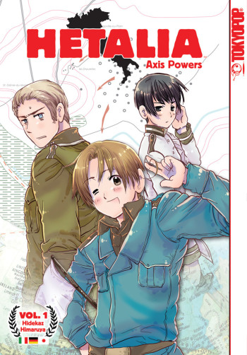 Hetalia: Axis Powers main image
