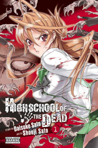 Highschool of the Dead main image