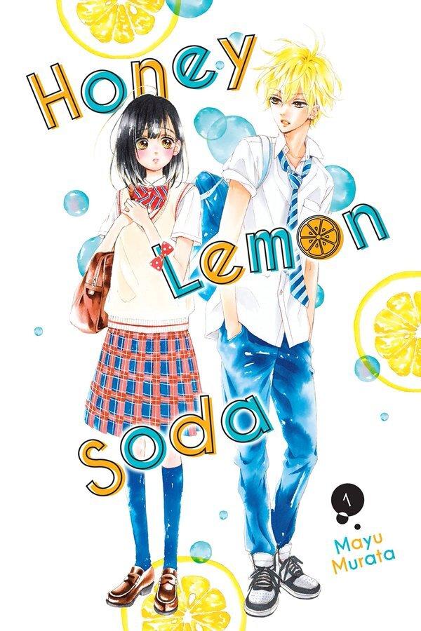 Image result for honey lemon soda manga
