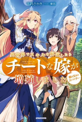 Isekai de Skill wo Kaitai shitara Cheat na Yome ga Zoushoku Shimashita: Gainen Kousa no Structure (Light Novel)
