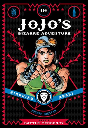 JoJo's Bizarre Adventure Part 2: Battle Tendency main image