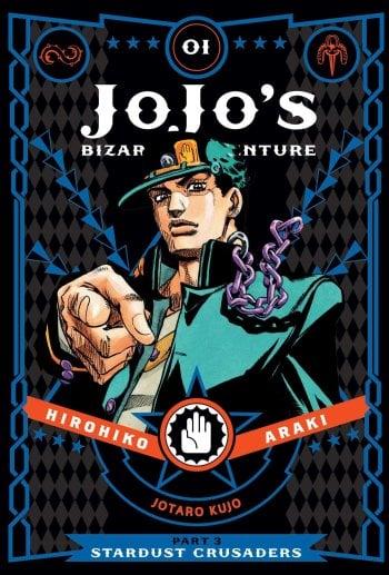 Jojos Bizarre Adventure Manga
