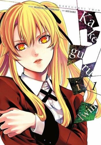 Kakegurui Twin Manga Recommendations | Anime-Planet