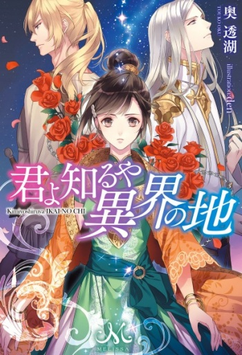 Kimi yo Shiruya Ikai no Chi (Light Novel)