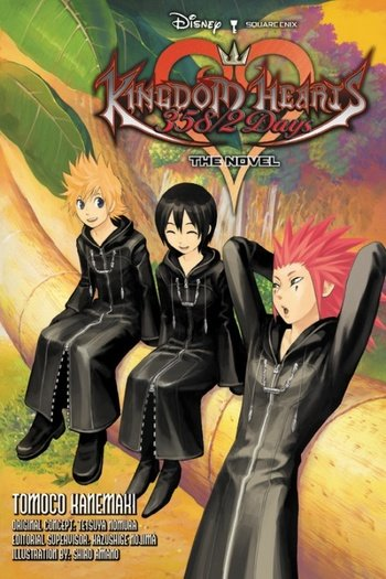 Kingdom Hearts: 358/2 Days (Light Novel)