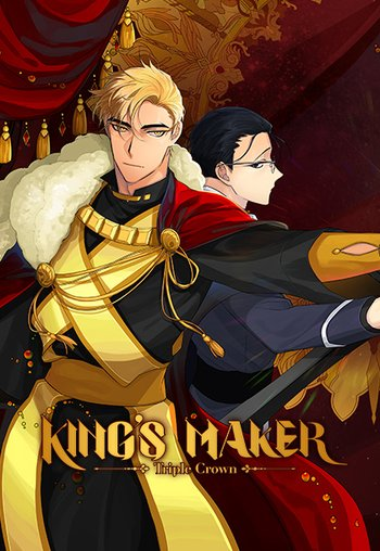Kings Maker Manga