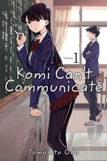 Komi Can't Communicate
