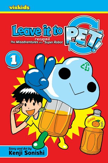 Leave it to PET! main image