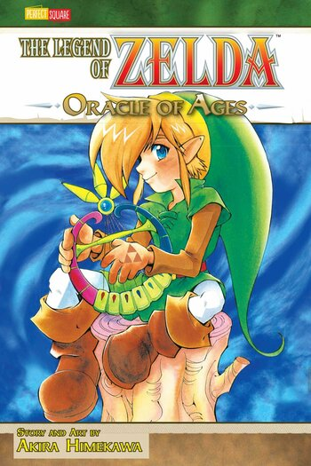 Legend of Zelda: Oracle of Ages main image