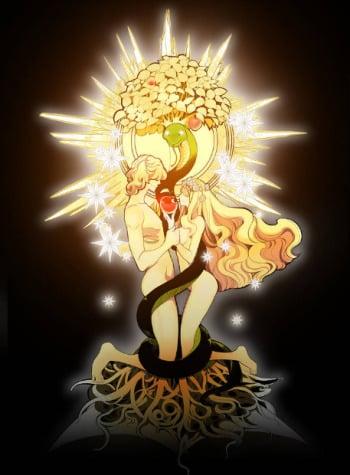 Lilith S Cord Manga Anime Planet