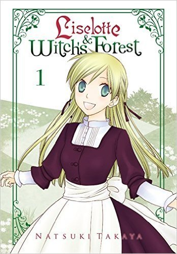 Liselotte & Witch's Forest main image