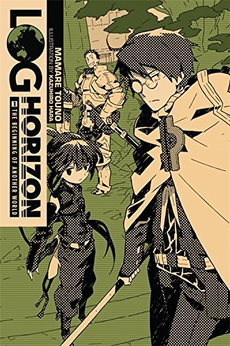 Log Horizon (Light Novel) Manga   Anime-Planet