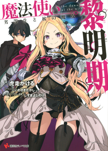Mahoutsukai Reimeiki (Light Novel)