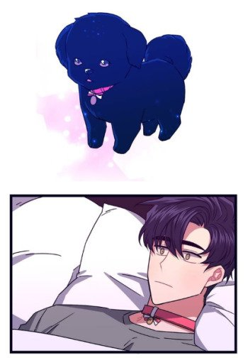 Bark Like A Dog Manhwa