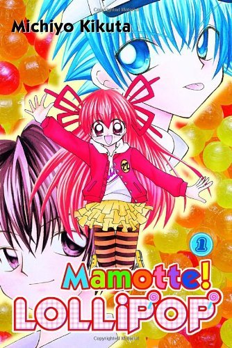 Mamotte! Lollipop
