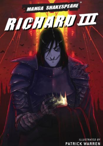 Manga Shakespeare Richard Iii Manga Anime Planet