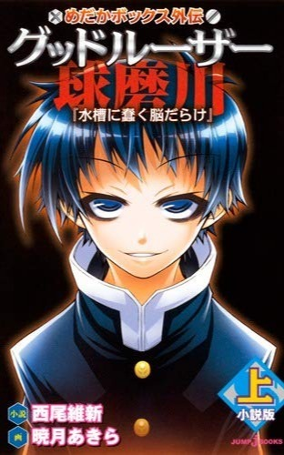 Medaka Box Gaiden: Good Loser Kumagawa (Light Novel)