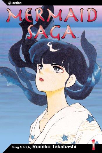 Mermaid anime series list