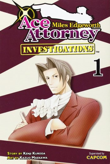 Miles Edgeworth: Ace Attorney Investigations