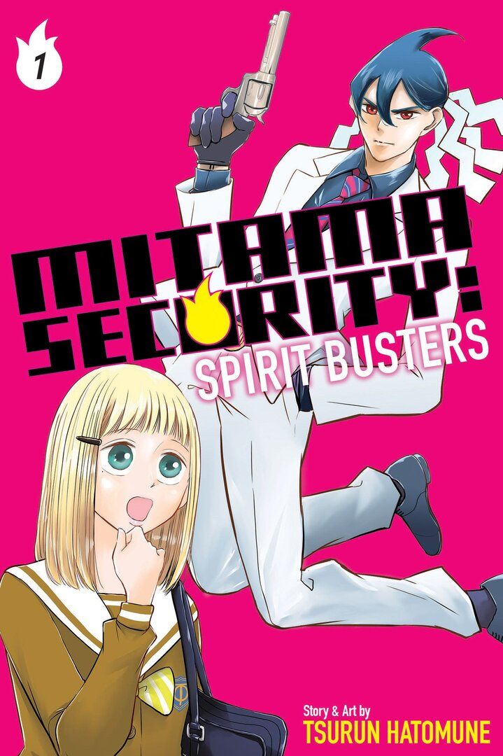 Mitama Security: Spirit Busters