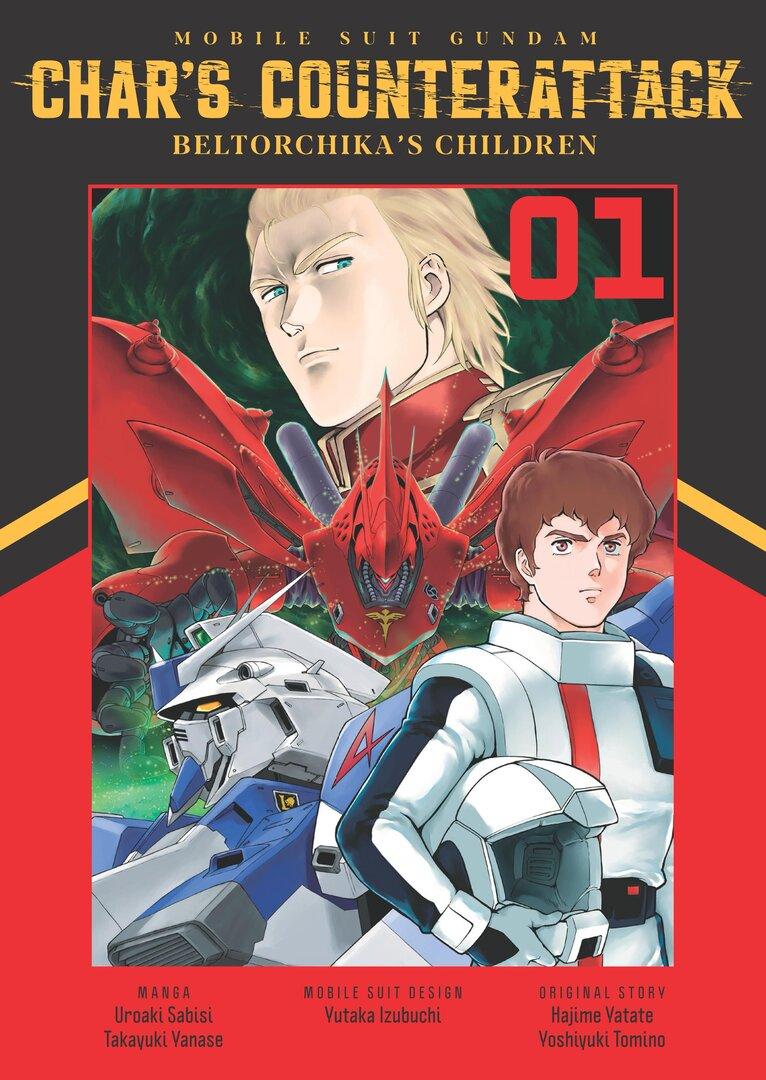 Mobile Suit Gundam Char S Counterattack Beltorchika S Children Manga Anime Planet