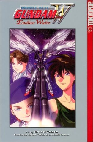 Mobile Suit Gundam Wing: Endless Waltz main image