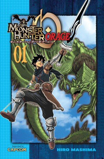 Monster Hunter Orage main image