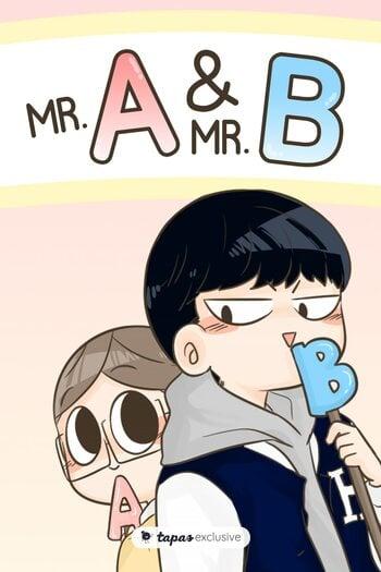 Mr. A and Mr. B webtoon