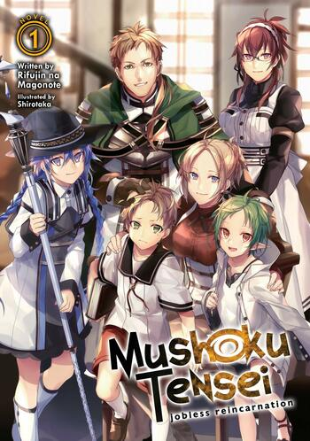 Mushoku Tensei: Jobless Reincarnation (Light Novel)