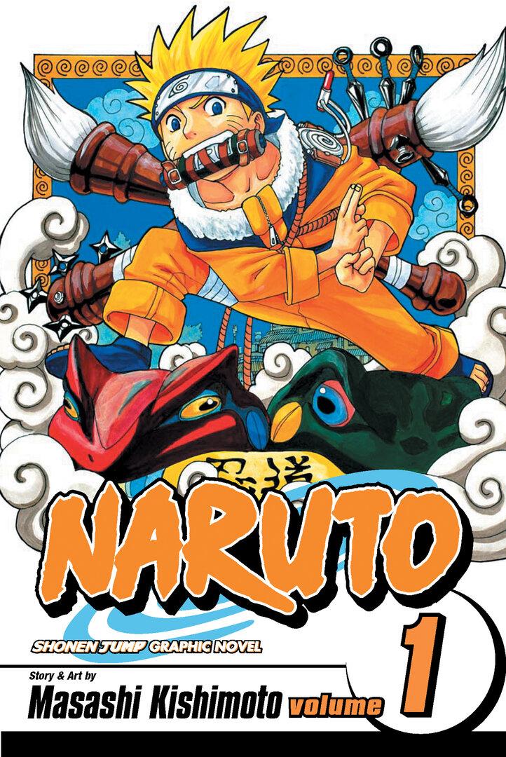 Naruto Manga Anime Planet