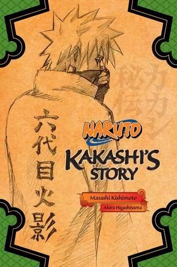 Naruto Secret Chronicles (Light Novel) Manga | Anime-Planet