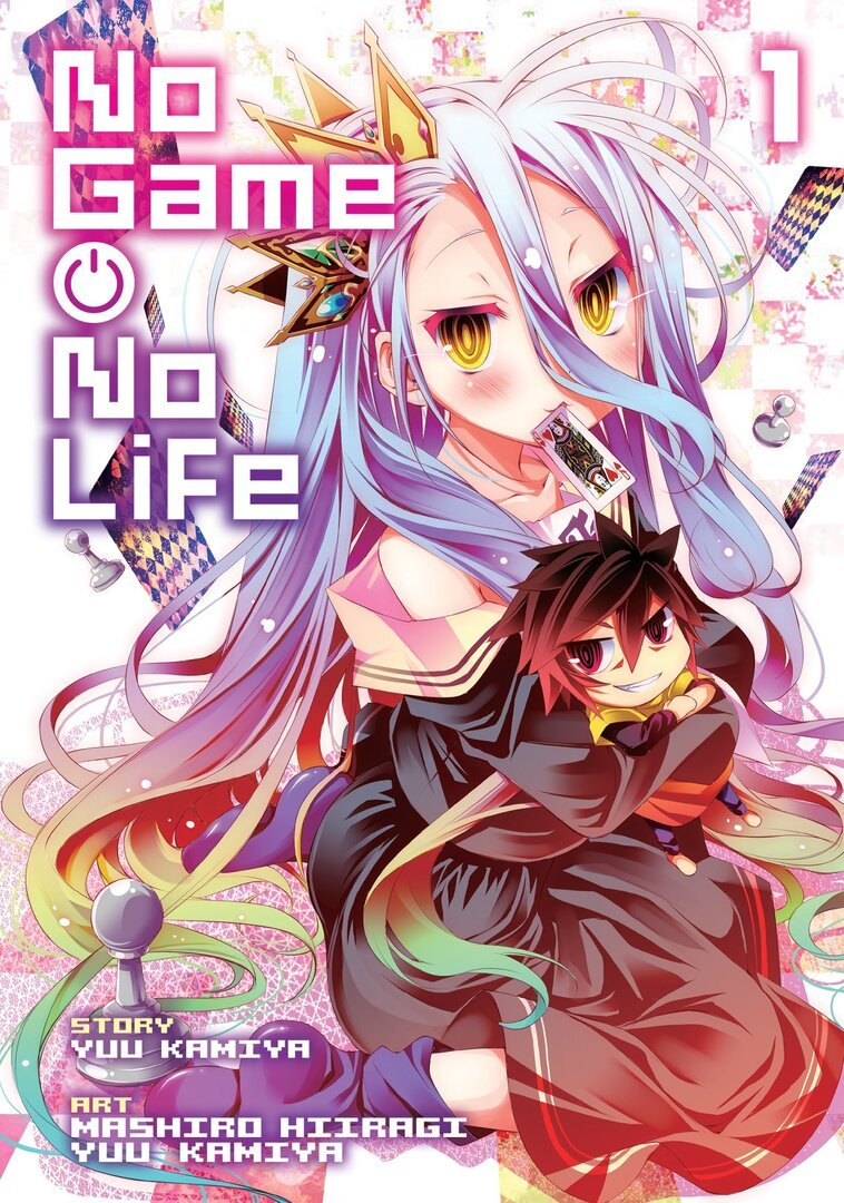 No Game No Life main image