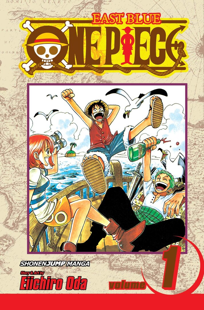 One Piece Manga   Anime-Planet