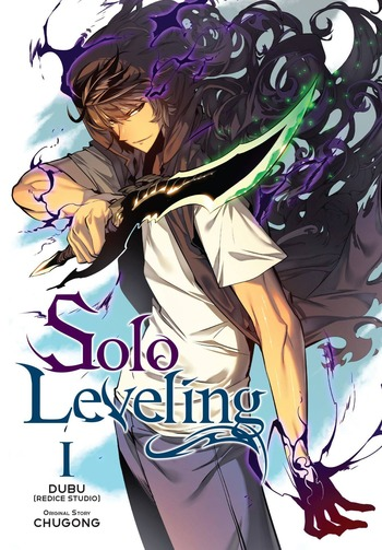 Only I Level Up: Solo Leveling