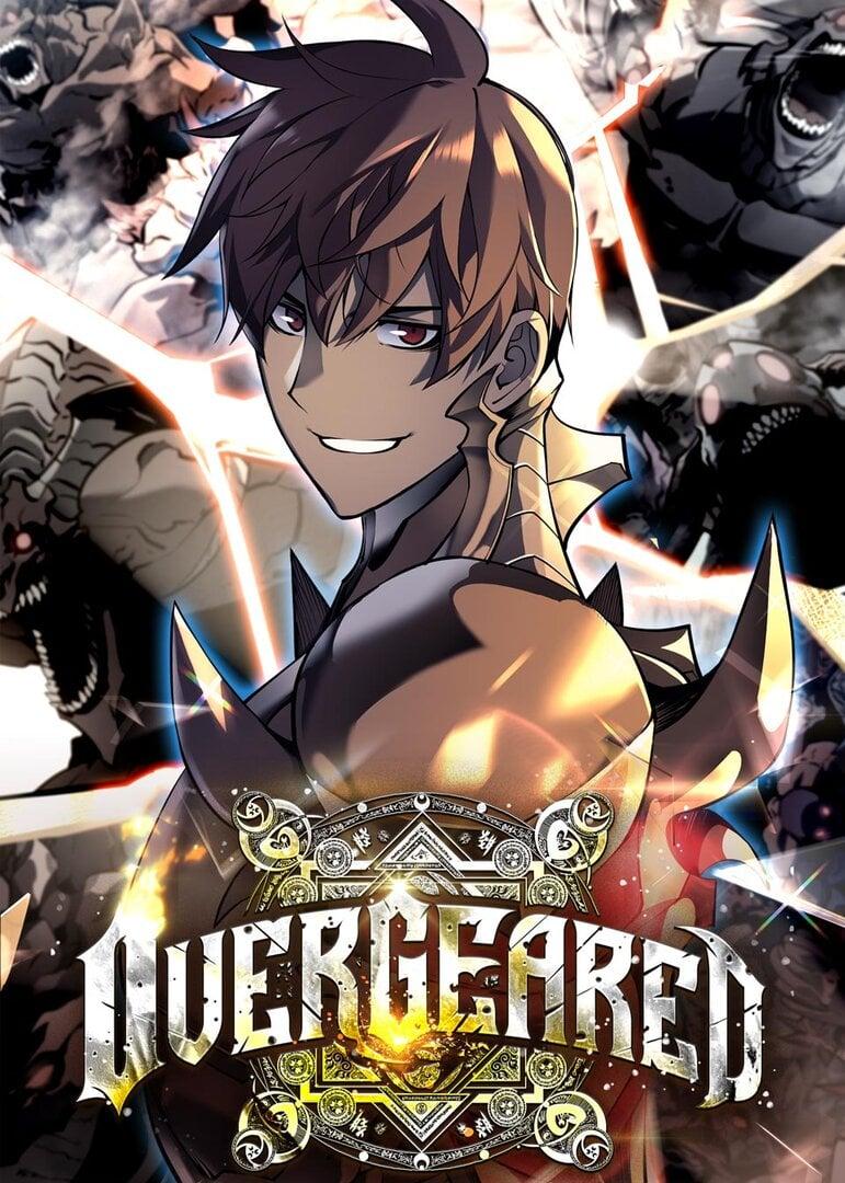 Overgeared game type Manga