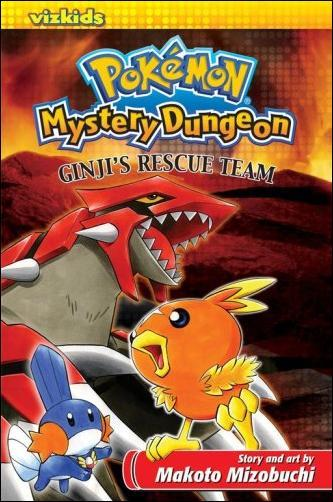 Pokemon Mystery Dungeon: Ginji's Rescue Team