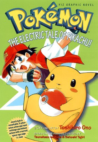 Pokemon: The Electric Tale of Pikachu main image