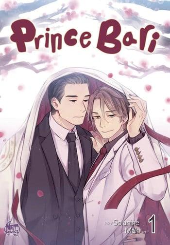 Prince Bari webtoon