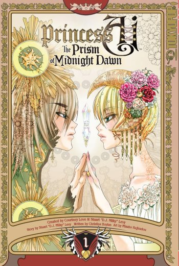Princess Ai: The Prism of Midnight Dawn main image