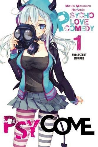 Psycome (Light Novel) Manga