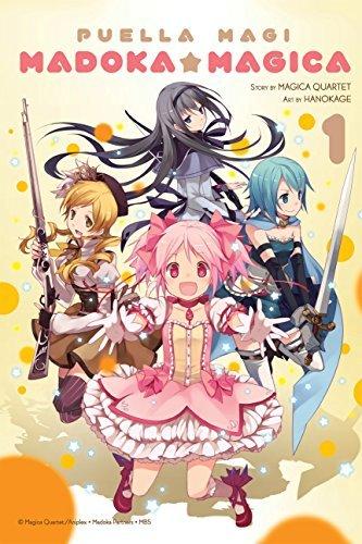 Characters Appearing In Puella Magi Madoka Magica Manga Anime Planet