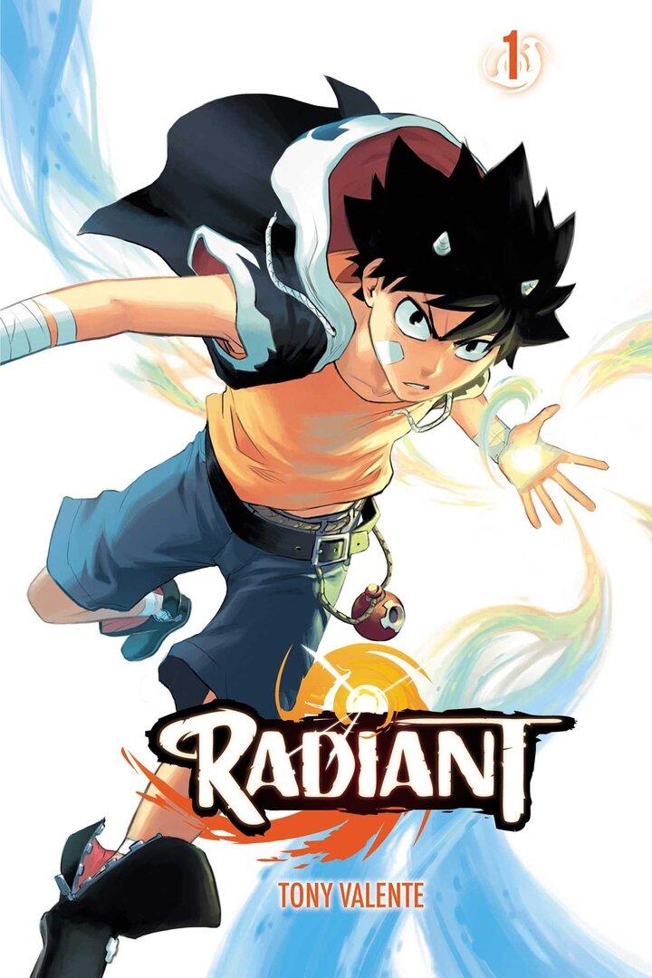 Radiant Manga | Anime-Planet