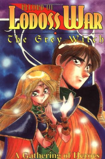 Record of Lodoss War: The Grey Witch main image